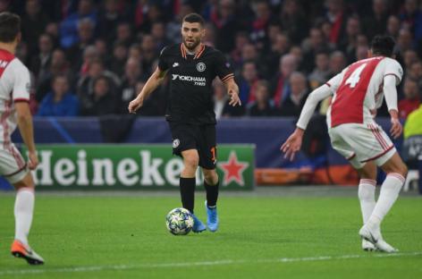 AFC Ajax 0-1 Chelsea FC | KRAJ