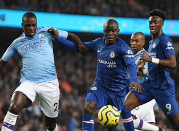 Manchester City FC 2-1 Chelsea FC | KRAJ