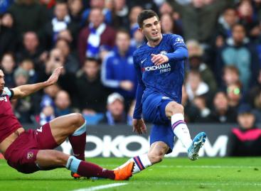 Chelsea FC 0-1 West Ham United FC | KRAJ