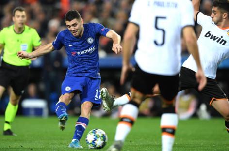Valencia C.F. 2-2 Chelsea FC | OCJENE