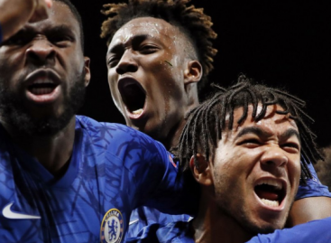 Chelsea FC 4-4 AFC Ajax | KRAJ