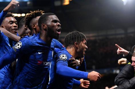 Chelsea FC 4-4 AFC Ajax | OCJENE