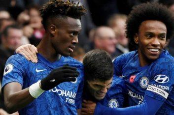 Chelsea FC 2-0 Crystal Palace   KRAJ