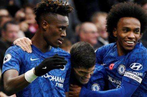Chelsea FC 2-0 Crystal Palace | KRAJ