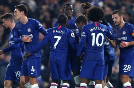 Chelsea FC 2-1 Aston Villa FC | KRAJ