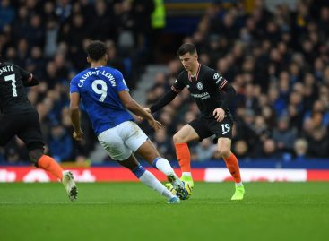 Everton FC 3-1 Chelsea FC | KRAJ