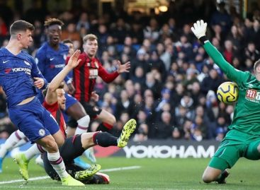 Chelsea FC 0-1 Bournemouth AFC | KRAJ