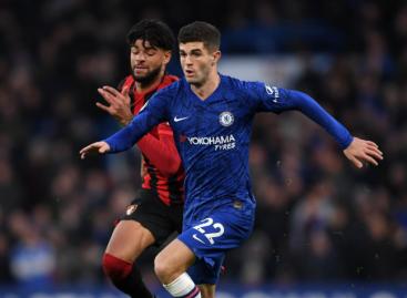 Chelsea FC 0-1 Bournemouth AFC | OCJENE