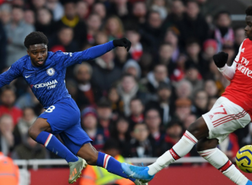 Arsenal FC 1-2 Chelsea FC | OCJENE