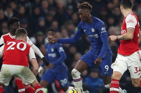 Chelsea FC 2-2 Arsenal FC | KRAJ