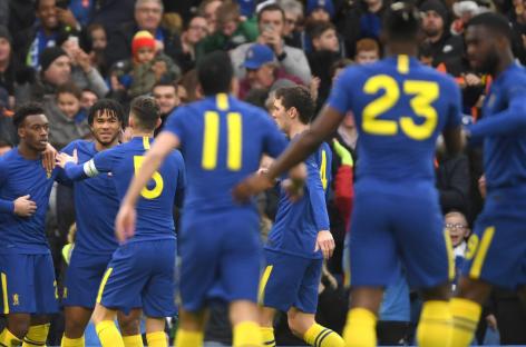 Chelsea FC 2-0 Nottingham Forest FC   KRAJ
