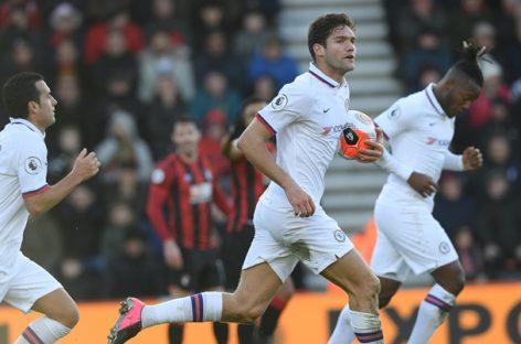 Bournemouth AFC 2-2 Chelsea FC | KRAJ