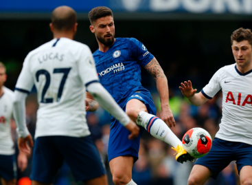 Chelsea FC 2-1 Tottenham Hotspur FC | KRAJ