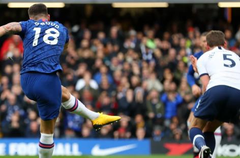 Chelsea FC 2-1 Tottenham Hotspur FC | OCJENE