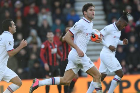 Bournemouth AFC 2-2 Chelsea FC | OCJENE