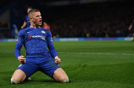 Chelsea FC 2-0 Liverpool FC   KRAJ