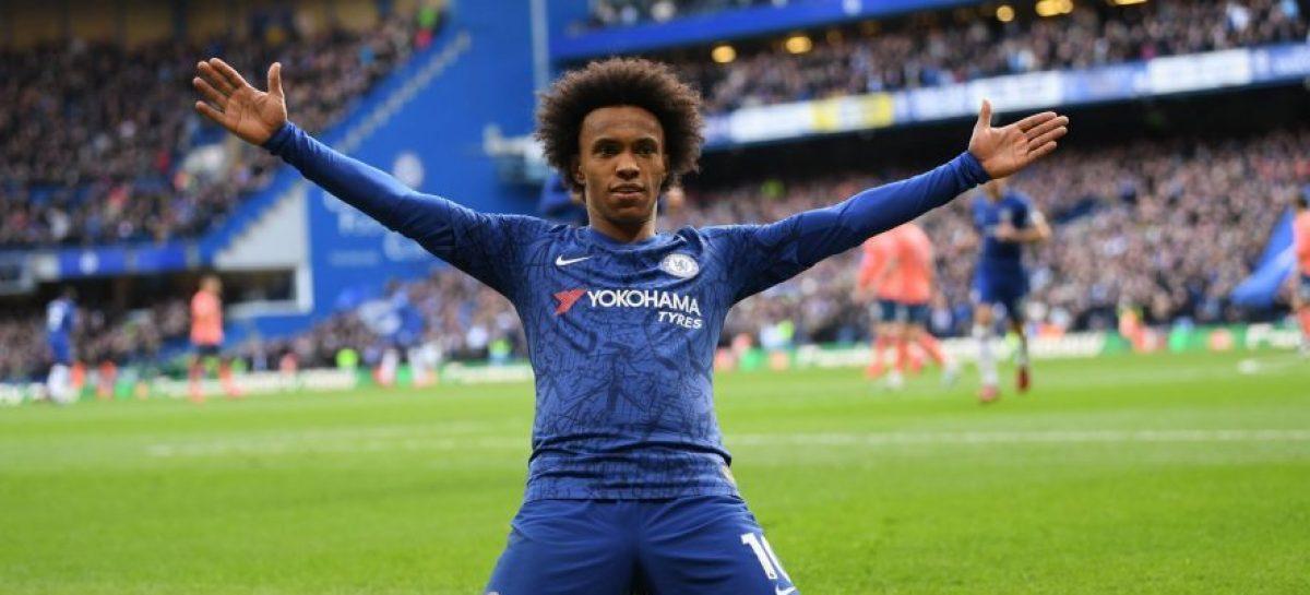Chelsea FC 4-0 Everton FC | KRAJ