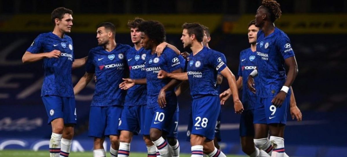 Chelsea FC 2-1 Man City FC | OCJENE