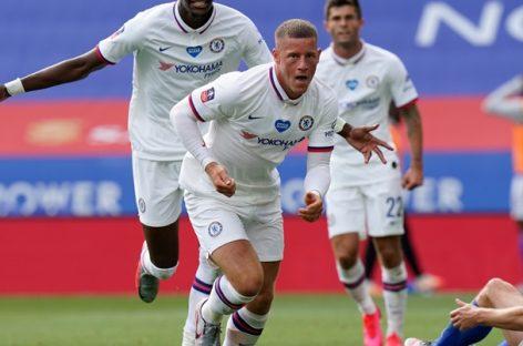 Leicester City FC 0-1 Chelsea FC | KRAJ