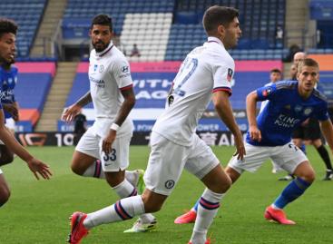 Leicester City FC 0-1 Chelsea FC | OCJENE