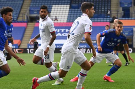 Leicester City FC 0-1 Chelsea FC   OCJENE