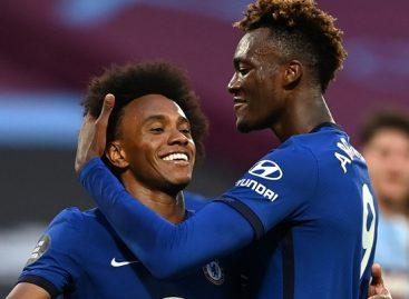 West Ham United FC 3-2 Chelsea FC | KRAJ