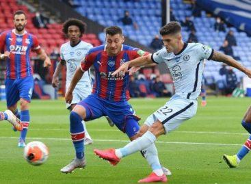 Crystal Palace FC 2-3 Chelsea FC | KRAJ