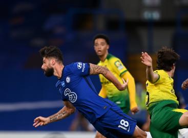 Chelsea FC 1-0 Norwich City FC   KRAJ