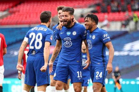 Chelsea FC 3-1 Manchester United FC | OCJENE