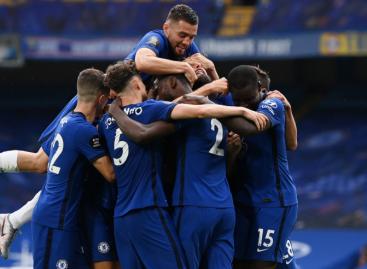 Chelsea FC 2-0 Wolverhampton Wanderers FC | KRAJ