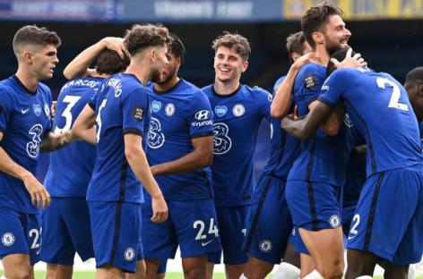 Chelsea FC 2-0 Wolverhampton Wanderers FC | OCJENE