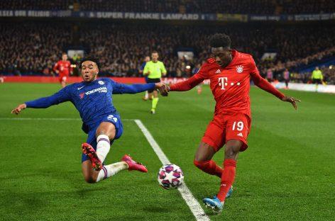 Najava utakmice (Bayern): Liga prvaka se nastavlja