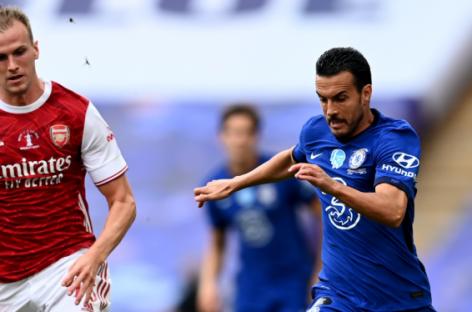 Chelsea FC 1-2 Arsenal FC | KRAJ
