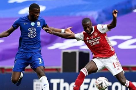 Chelsea FC 1-2 Arsenal FC | OCJENE