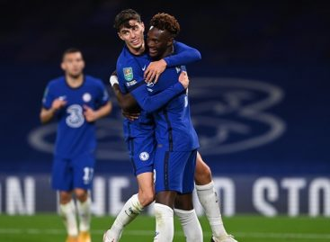 Chelsea FC 6-0 Barnsley FC | KRAJ