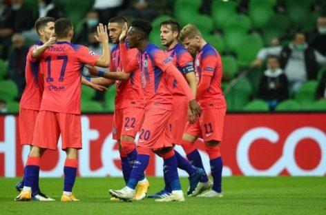 FC Krasnodar 0-4 Chelsea FC | KRAJ