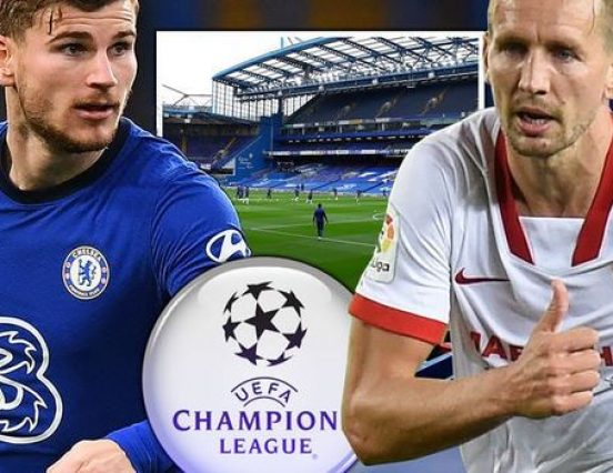 Chelsea FC 0-0 Sevilla F.C.   KRAJ