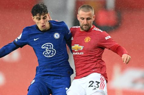 Manchester United FC 0-0 Chelsea FC | KRAJ