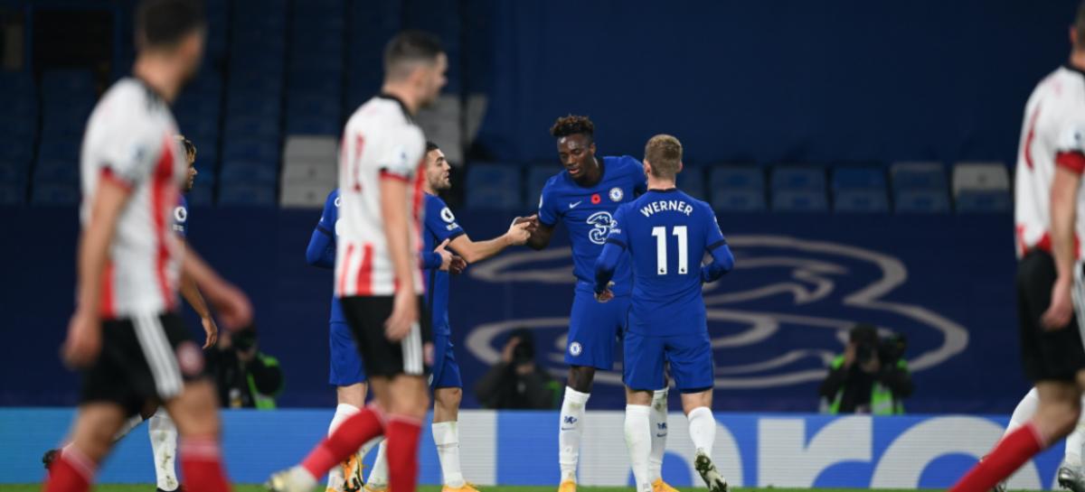 Chelsea FC 4-1 Sheffield United FC | KRAJ