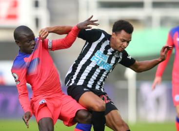Newcastle United FC 0-2 Chelsea FC | OCJENE