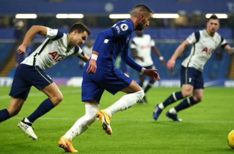Chelsea FC 0-0 Tottenham Hotspur FC | KRAJ