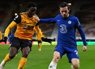 Wolverhampton Wanderers FC 2-1 Chelsea FC   OCJENE