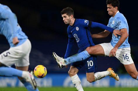 Chelsea FC 1-3 Manchester City FC | KRAJ