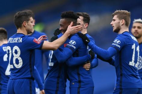 Chelsea FC 4-0 Morecambe F.C. | KRAJ