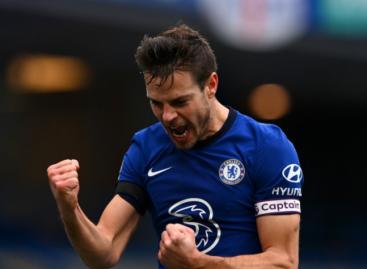 Chelsea FC 2-0 Burnley FC   KRAJ