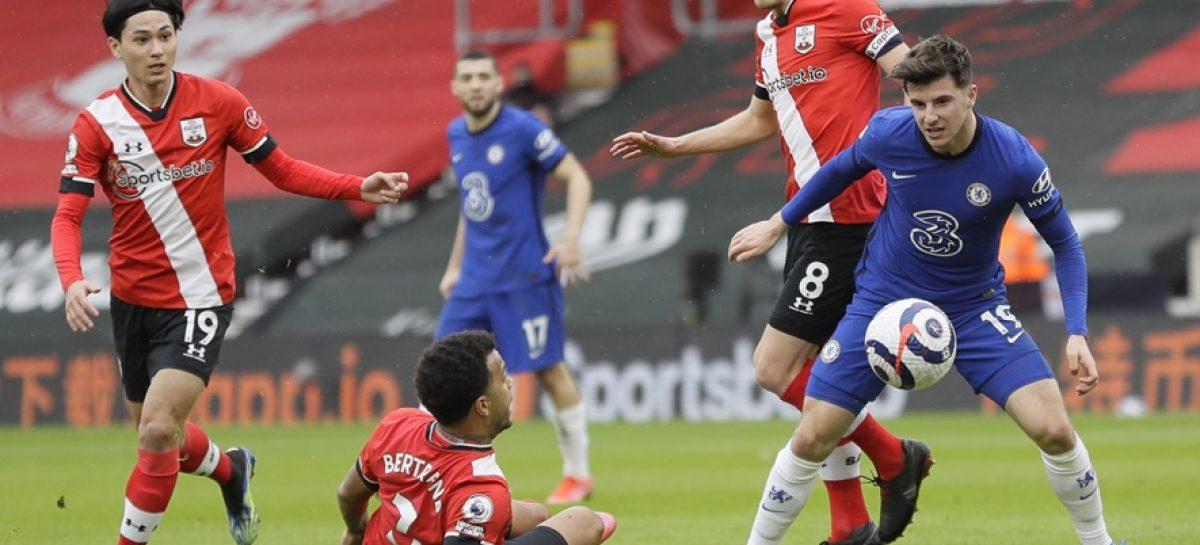 Southampton FC 1-1 Chelsea FC | KRAJ