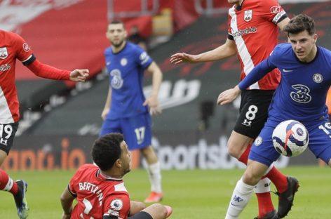 Southampton FC 1-1 Chelsea FC   KRAJ