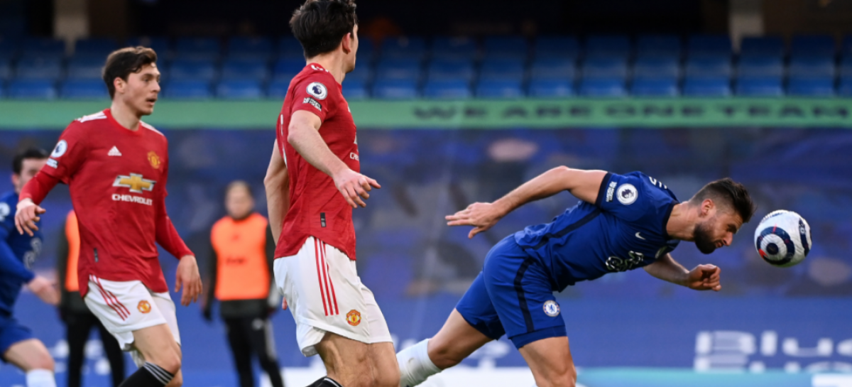 Chelsea FC 0-0 Manchester United FC | KRAJ