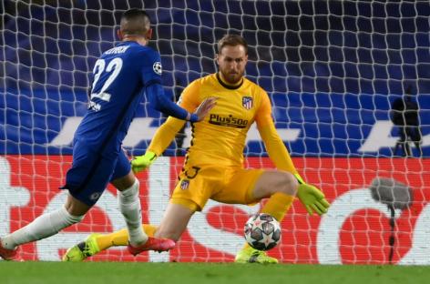 Chelsea FC 2-0 Atlético Madrid | KRAJ