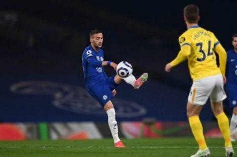 Chelsea FC 0-0 Brighton & Hove Albion FC   KRAJ